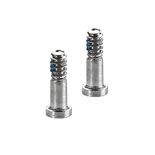 BisLinks 2 x Bottom Screws Pentalobe Silver Replacement Part Repair for iPhone 6
