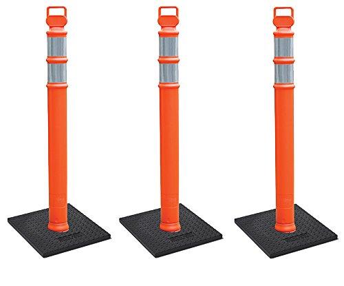 traffic cones reflective collars - 4