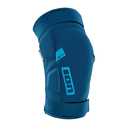 Ion K Pact Zip Fahrrad Knieschoner blau 2021: Größe: M