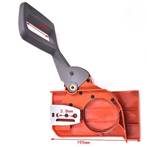 JRL Plastic Chain Brake Side Cover Clutch Sprocket 503498103 for Husqvarna 50 51 55 Chainsaws