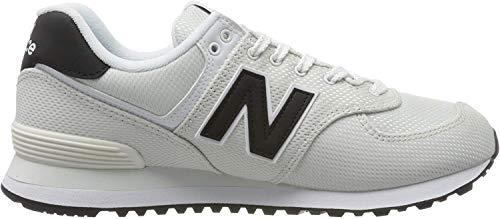 New Balance Herren 574v2 Sneaker, Grau (Grey/Blue Suw), 44.5 EU