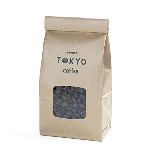 TOKYO COFFEE 東京コーヒー オーガニック ブレンド 自家焙煎コーヒー コーヒー豆 (豆のまま 200g (オススメ))