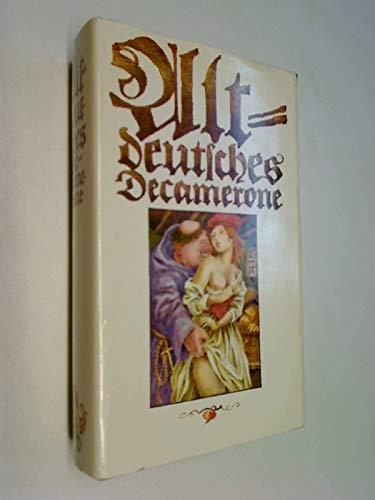 Altdeutsches Decamerone. hrsg. u. übertr. von Wolfgang Spiewok. Ill. von Peter Muzeniek