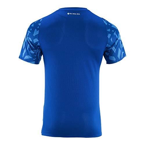 FC Schalke 04 Umbro Trikot Home 19/20 (M, blau) - 2