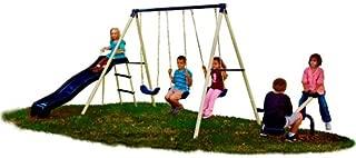 """Flexible Flyer """"Triple Fun Swing Set"""