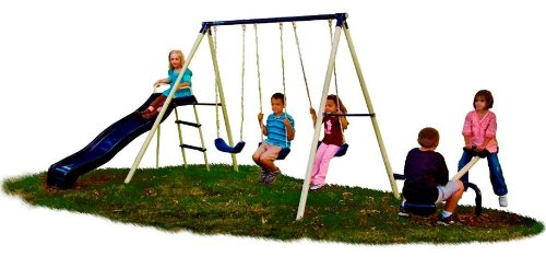 Flexible Flyer 'Triple Fun Swing Set