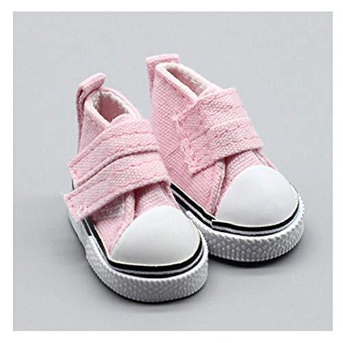 Yeaser BJD Doll Canvas Schuhe für 1/6 BJD 30,5 cm Blythe Puppe Zubehör Weihnachtsgeschenk (#H)