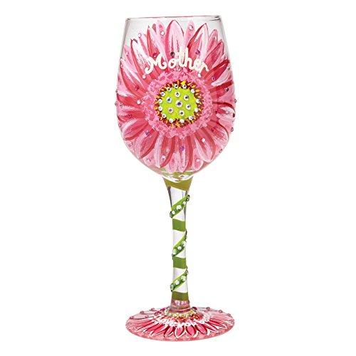 Lolita, Copa con dibujos de flor, Enesco