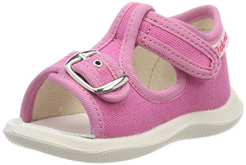 Naturino Jungen Mädchen Paros Sandalen, Pink (Fuxia 0l04), 26 EU