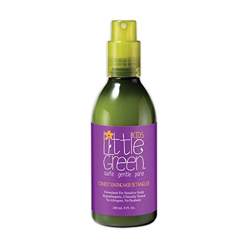 Little Green Conditioning Detangler Kids - Balsamo Districante Senza Risciacquo Per Bambini - 240 Ml
