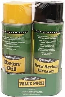 Remmington Oil & Action Cleaner, 10 oz