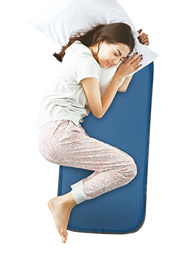 Cool Care Technologies Cooling Gel Pad This Cooling Mattress Pad Helps You Feel Cooler in Bed,...