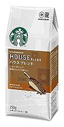 スターバックス コーヒー ハウスブレンド 250g レギュラー(豆)