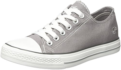 Dockers by Gerli 36UR201-710500, Damen Sneakers, Grau (hellgrau 210), 40 EU (6.5 UK)