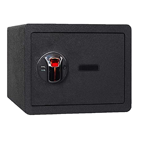 Jolitac Biometric Fingerprint Security Safe Box Smart Quick Lock Box Cabinets