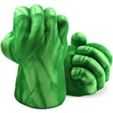 Superhero Toys,incredible smash fists,Avengers Toys,Incredible Gloves,Superhero Toy,Boxing Gloves for Toddlers Boys and girls