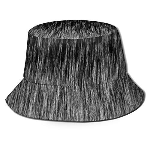 GAHAHA Fischerhüte für Herren, Fischerhut für die Jagd, tragbar, UV-Schutz, Unisex, faltbar, Sommerhut
