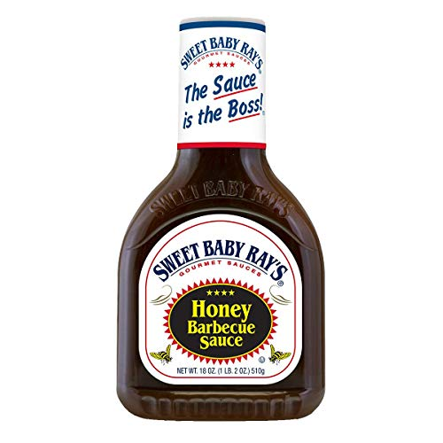 Sweet Baby Ray's Honey BBQ Sauce, 18 oz