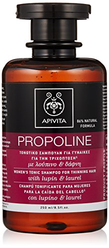 Apivita - Womens Tonic Shampoo With Lupin &Amp; Laurel (For Thinning Hair) 250Ml/8.5Oz - Soins Des Cheveux