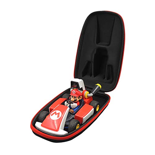 Carrying Case for Nintendo Switch Mario Kart Live Car,MOLICUI Upgraded Protective Portable Carry Case Shell Accessories Compatible with Mario Kart Live: Home Circuit