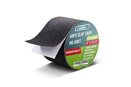 Anti-slip deck tape