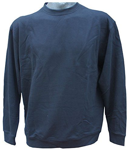 Sweat-shirt de Redfield en grandes tailles jusqu'à 6 XL, Taille:5XL;Farbe:Bleu