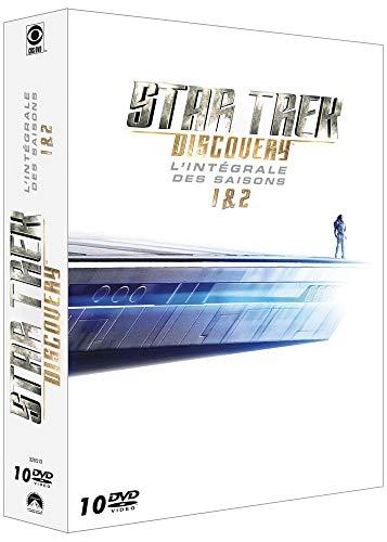 Star Trek - Discovery - Saisons 1 & 2 [Francia] [DVD]