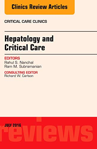 Hepatology and Critical Care, An Issue of Critical Care Clinics, 1e: 32 (The Clinics: Internal Medicine)