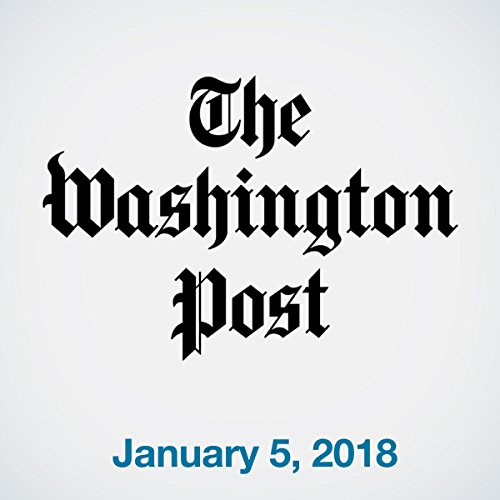 January 05, 2018 copertina