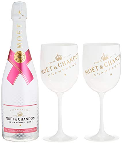 Moët & Chandon Rose-Champagner, 12% vol (1 x 0.75 l)