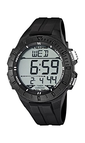 Calypso Reloj Digital para Chico de Cuarzo con Correa en Plástico K5607/6
