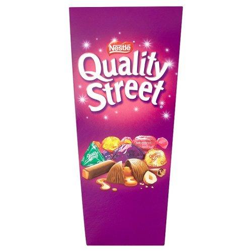 Nestle Quality Street cioccolatini e Toffees 265g