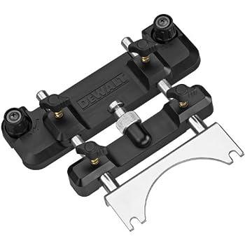 DEWALT Router TrackSaw Guide Adapter  DWS5031
