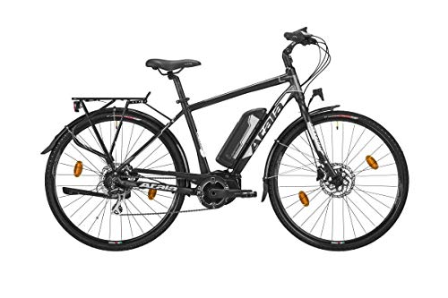 Bici E-Bike Trekking 28 ATALA B-Tour Man AM80 Motore 80 NM 400 WH Telaio M49 Gamma 2019