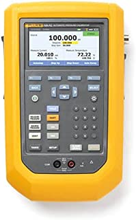 Fluke 729 300G FC Automatic Pressure Calibrator with Fluke Connect, 300 psi, 20 Bar