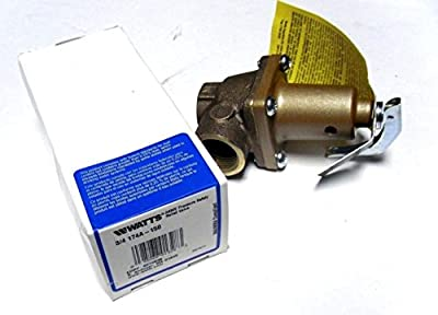 """New WATTS 174A Pressure Relief Valve 3/4"""" 150 PSI 174A-150 M3 by WATTS"""