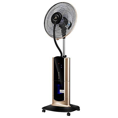 Klimaanlage ADKINC Luftkühler Tragbarer Miniventilator Evapolar-Luftbefeuchter Tragbar, Persönlicher Raumkühler, Miniventilator, 3-Gang-Geschwindigkeit, Superstummschaltung