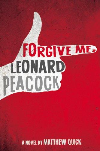 『Forgive Me, Leonard Peacock』のカバーアート