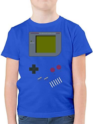 Up to Date Kind - Gameboy - 152 (12/13 Jahre) - Royalblau - Gaming - F130K - Kinder Tshirts und T-Shirt für Jungen