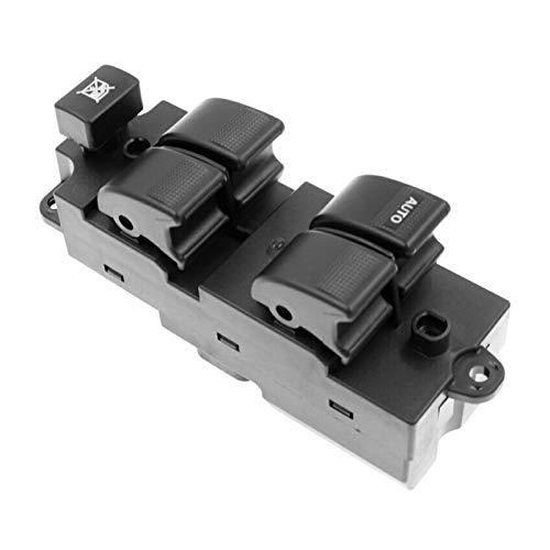 ZIS Interruptor de la Ventana del Coche eléctrico de Cristal Delantero Izquierdo Levantador Interruptor de botón en Forma for el Mazda 3 6 2003-2012 BL4E-66-350 BL4E-66-350A BL4E-66-350AL2