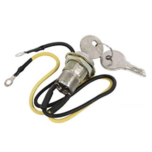 CRANK N CHARGE Ignition Key Switch Ford Tractor 9N 2N 8N NAA Jubilee 501 600 601 700 701 800 801 900 901 1801 2000 4000 1939-1964 8N3679C New