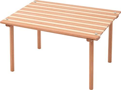 テントファクトリー(TENT FACTORY) ウッドライン EUCA ロールトップテーブル 780 TF-EURT7858
