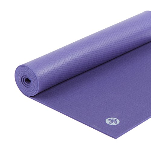 "Manduka PROLite Yoga and Pilates Mat, Purple, 71"""