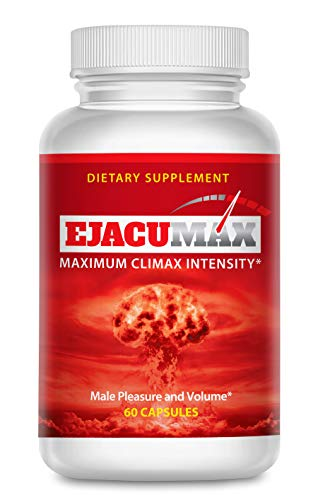 Male Fertility Supplement- Increase Sperm Count, Volume and Motility- 60 Capsules