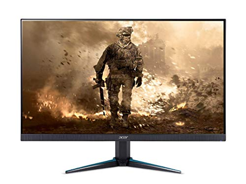 Acer Nitro 27-inch (68.58 cm) IPS Gaming Monitor 2560 x 1440 Resolution - 400 Nits - 2W x 2 Speakers - VG271U (Black)