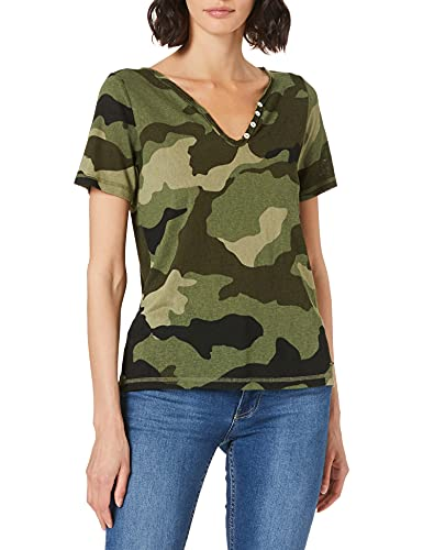 Pepe Jeans Cami Camiseta, 682forest Green, XS para Mujer