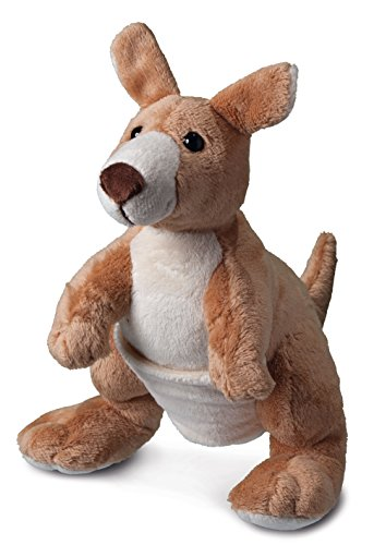 Stofftier Plüschtier Kuscheltier Känguru