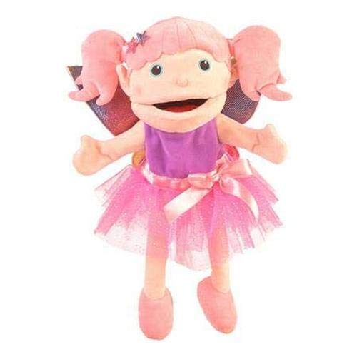 Fiesta Crafts T-2938 - Marioneta de mano con boca movible, varios colores , color/modelo surtido