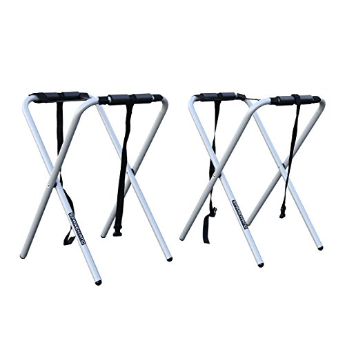 Sparehand Universal IXPress Portable Rack Stands for Kayaks and SUP, 1 Pair