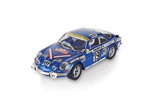 Scalextric-Renault Coche, Color (Scale Competition XTREE 1)